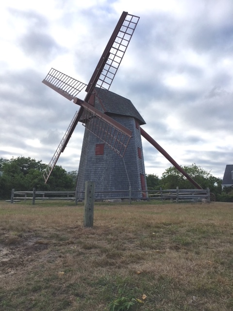 Nantucket Old Mill