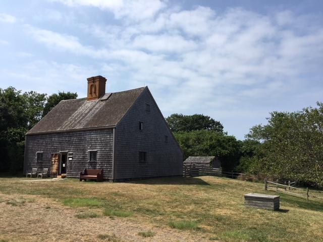 Nantucket, Oldest House